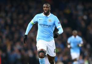 Yaya Toure | Manchester City