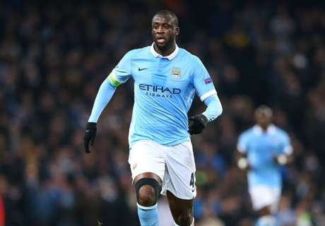 Guardiola: I'm counting on Yaya Toure