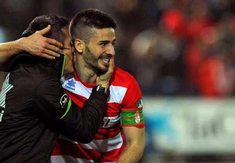 Copa del Rey: Leganés 2-1 Granada