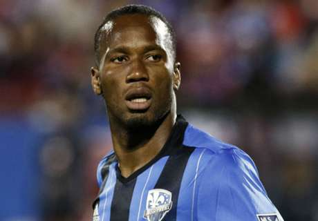 Drogba makes 2016 debut in Impact loss