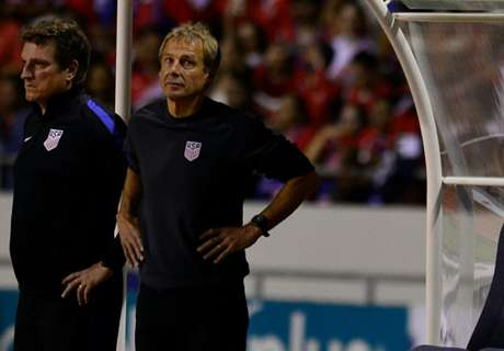 Klinsmann says critics don't understand