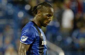Montreal Impact were better without Drogba in 2016