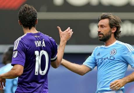 Pirlo overwhelmed by NYC debut