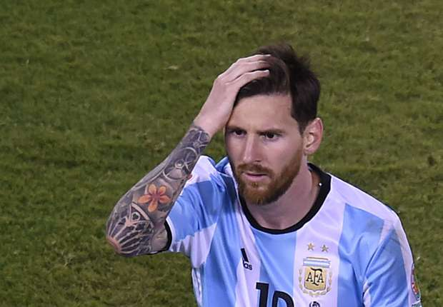 Lionel Messi has retired from international