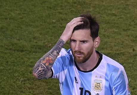 VIDEO - Le tir au but raté de Messi