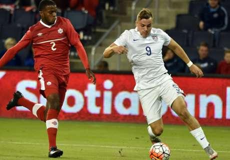 Morris leads U-23 victory
