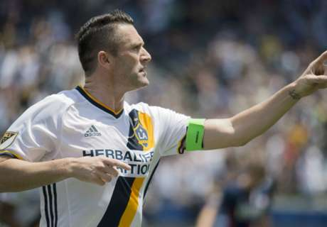 Keane marks Galaxy return with goal