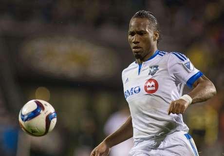 No Drogba, no problem for Montreal