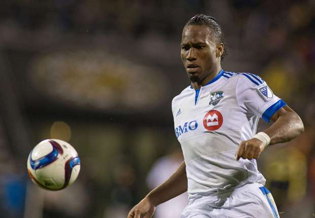 Drogba will not play on artificial MLS surfaces