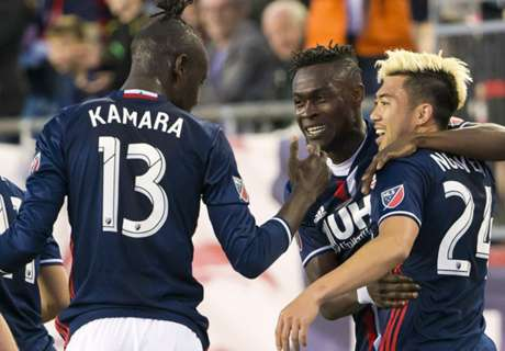 MLS preview: New England Revolution
