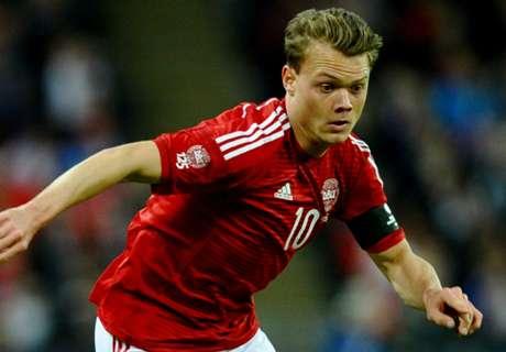 Crew add midfielder Larsen