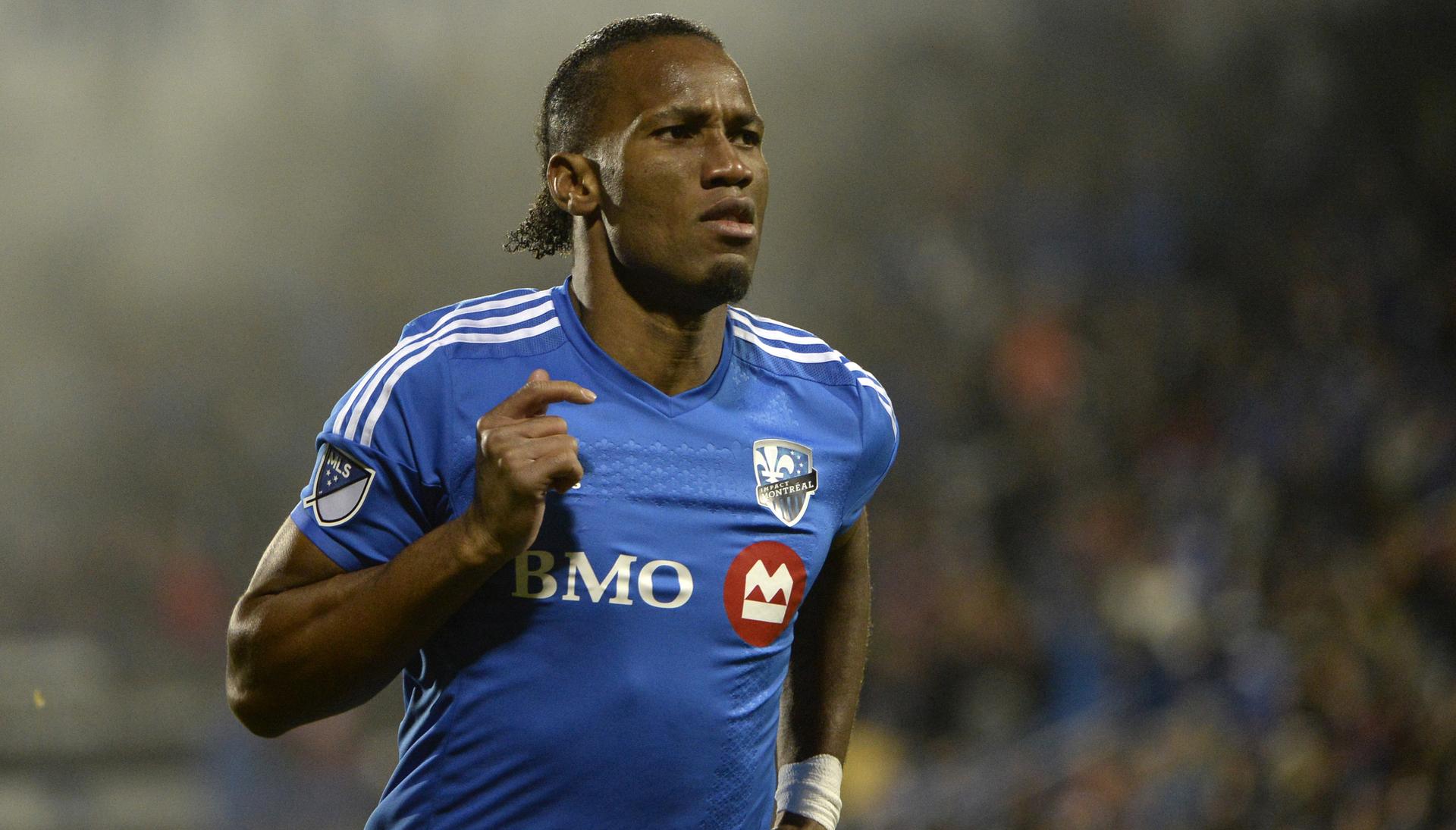 Di r Drogba Montreal Impact MLS Goal