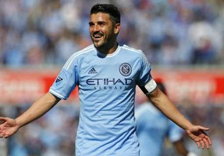 VÍDEO   Los golazos de David Villa