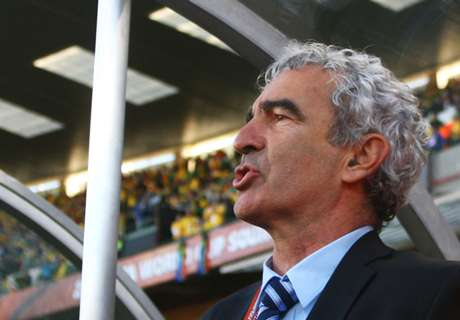 Ranieri hits out at Domenech