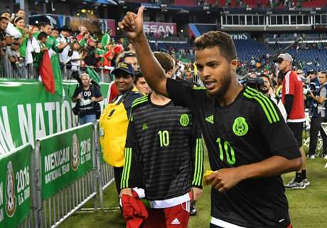Gio's Mexico role still ambiguous