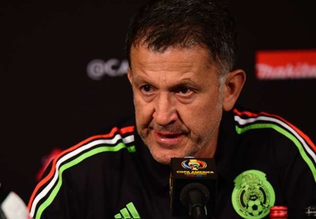Osorio still adapting but looks right at home with Mexico in Copa America - Goal.com