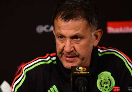 Mexico sticking with Osorio