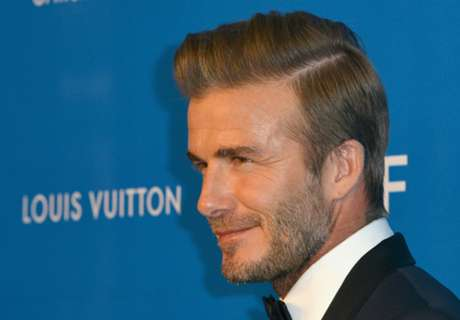 Beckham reportedly offering stake in team