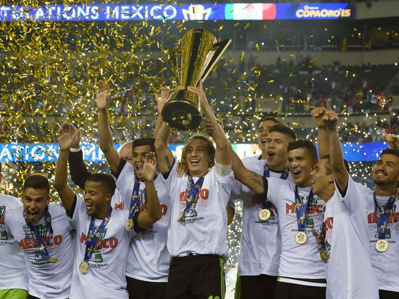No controversy as Mexico cruises to Gold Cup title