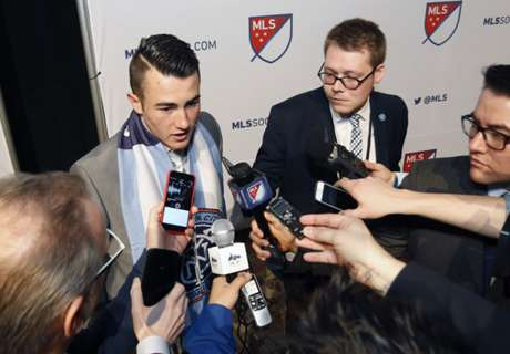 Harrison thrilled to join NYCFC