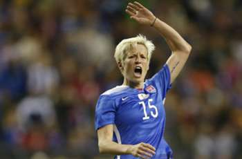 Rapinoe expecting to sit out USWNT's Olympic opener