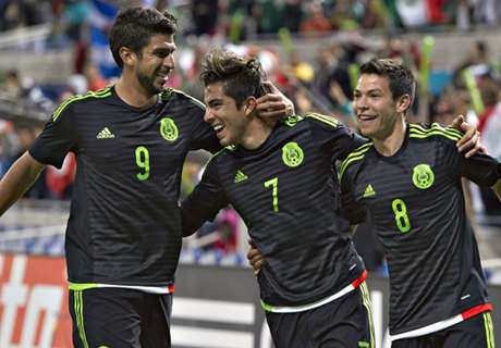 Provisional shows Mexico's comfort