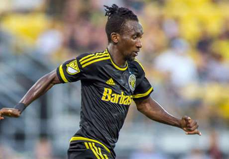 WATCH: Afful hits rocket for Crew