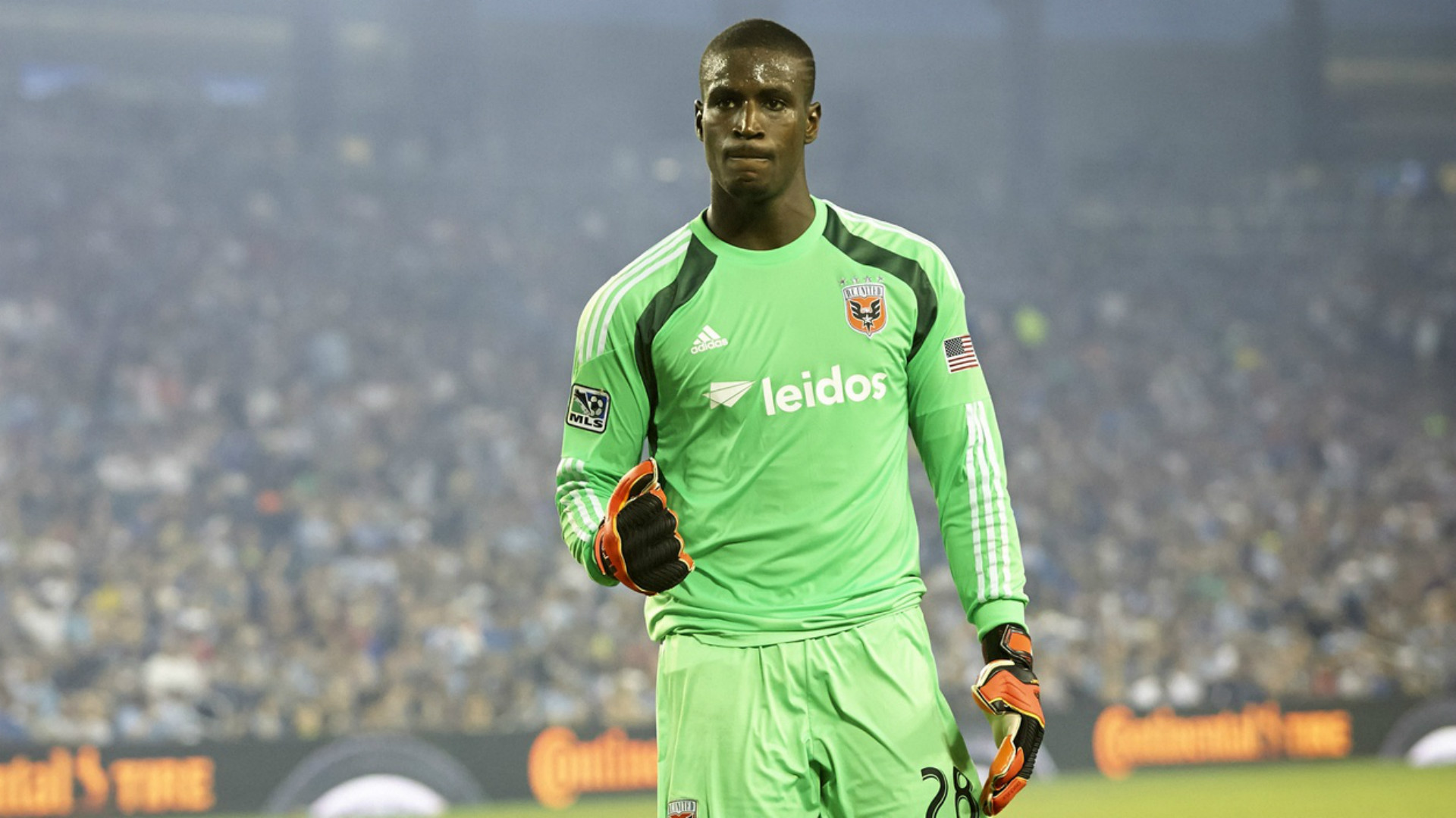 Bill Hamid MLS DC United 08232014