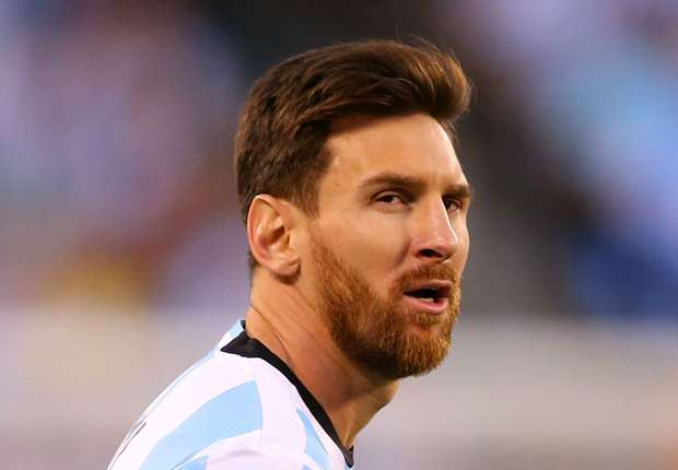Lionel Messi Back to Argentina's national football team
