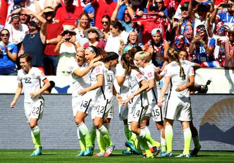U.S. Soccer files suit against USWNT