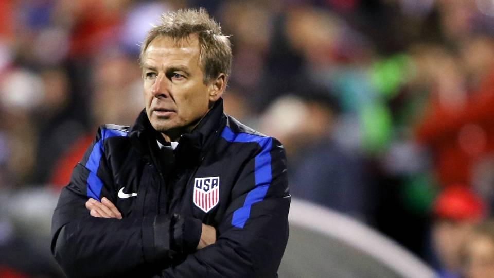 Jurgen Klinsmann USA WCQ 11112016