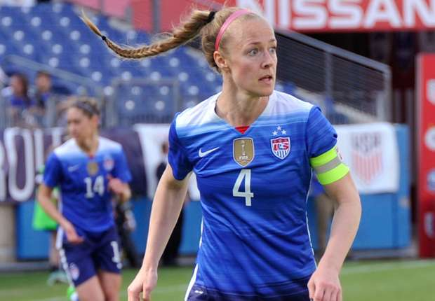 Becky Sauerbrunn embracing newfound leadership role with USWNT