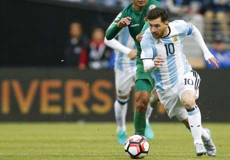 Messi feeling good heading into Copa quarters