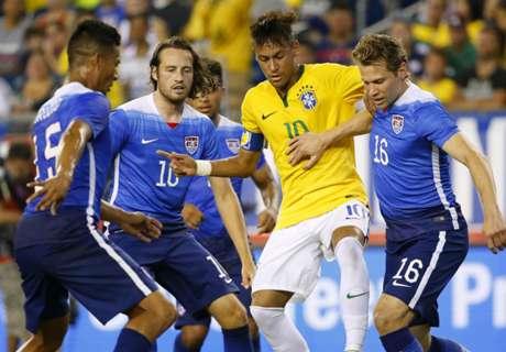 The Copa America draw possibilities