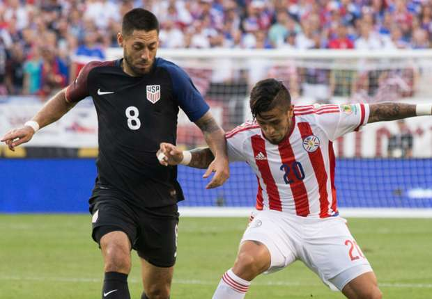 USA 1-0 Paraguay: Clint Dempsey sends hosts into Copa America quarterfinals