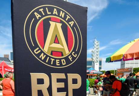 WATCH: Atlanta wins first ever game
