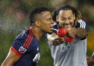 F CHARLIE DAVIES | New England Revolution 3-1 Toronto FC | The streaky striker ended a six-game scoring drought by recording a brace.