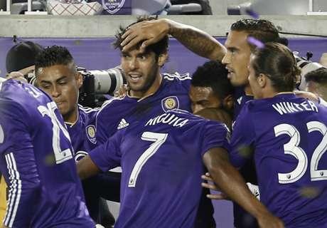 MLS Wrap: Kaka's return