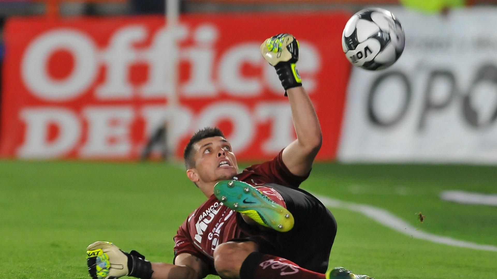 Tiago Volpi Queretaro Liga MX