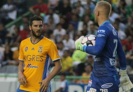 Leon roars loudest against Tigres