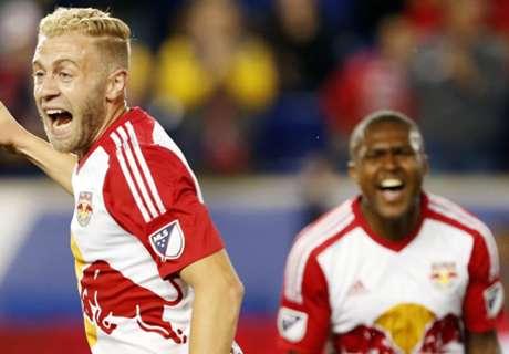 MLS Review: Red Bulls win