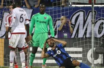 Hamid's saves, referee decisions frustrate Impact in draw