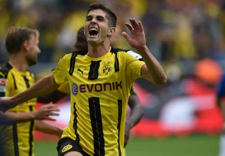 Belieber Pulisic on the road to stardom