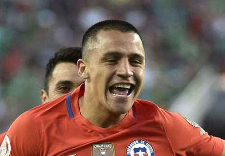 Sanchez, Vidal in Chile squad