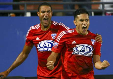 FC Dallas content with win