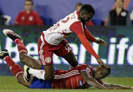 Surging Red Bulls steamroll FCD