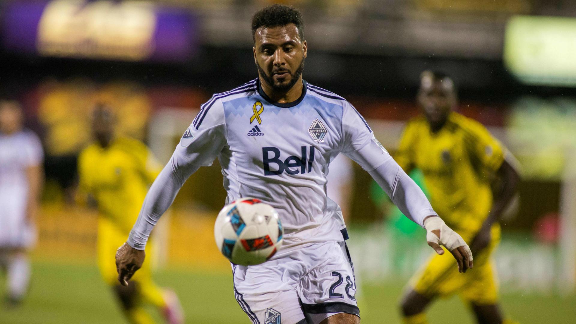 Giles Barnes Vancouver Whitecaps MLS 09102016