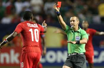 Geiger set to ref Mexico-Honduras despite Honduras request