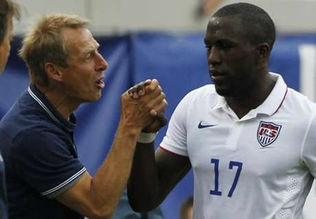 Wood and Altidore start for USA