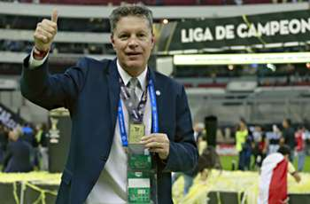 Club America sporting director Pelaez to leave after tournament
